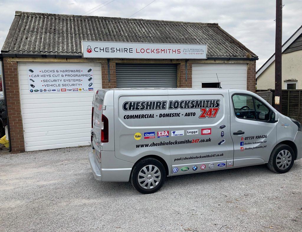 Car Locksmith Cheshire